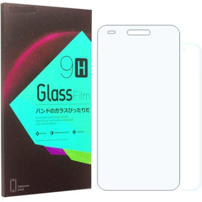 eCase Tempered Glass Guard for Mi Redmi 3 Pro(Pack of 1)