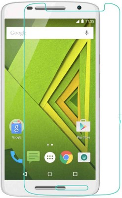 Digicube Tempered Glass Guard for Motorola Moto X Play(Pack of 1)