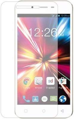 AMETHYST Tempered Glass Guard for Micromax Canvas Spark Q380(Pack of 1)