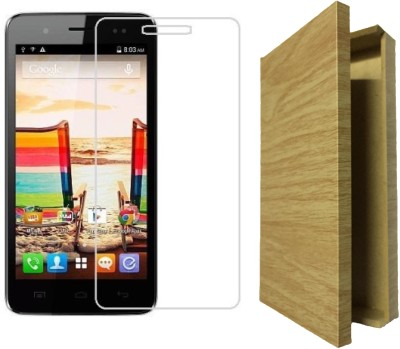 Cowboy Tempered Glass Guard for Micromax Bolt D321