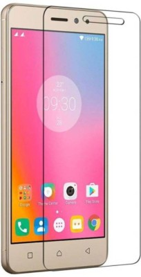 EASYBIZZ Tempered Glass Guard for Lenovo K6 Note(Pack of 1)