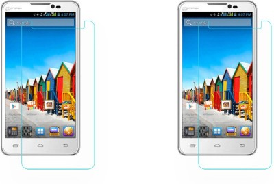 ACM Tempered Glass Guard for (Pack of 2), Micromax Canvas Doodle A111(Pack of 2)