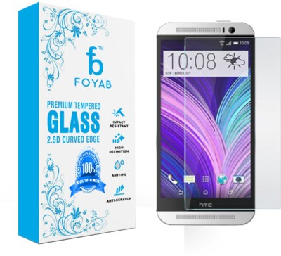 Foyab Tempered Glass Guard for HTC One M8