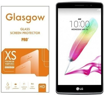 Glasgow Tempered Glass Guard for LG G4 Stylus(Pack of 1)