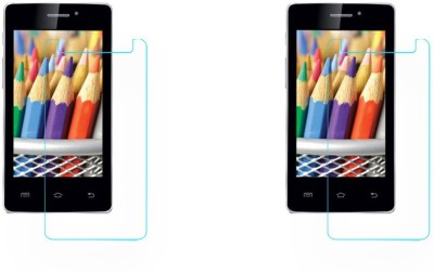 ACM Tempered Glass Guard for Iball Andi 4p Ips Gem(Pack of 2)