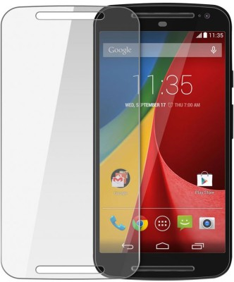 Casotec Tempered Glass Guard for Motorola Moto E (2nd Gen)