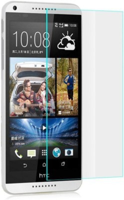 Gkdeals Tempered Glass Guard for HTC Desire 816(Pack of 1)