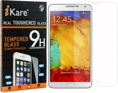 iKare Tempered Glass Guard for SAMSUNG Galaxy Note 3(Pack of 1)