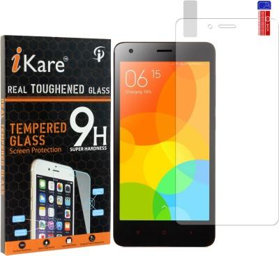 Heartly Tempered Glass Guard for Xiaomi Redmi Note 2 / Xiaomi Redmi Note 2 Prime Dual Sim(Pack of 1)