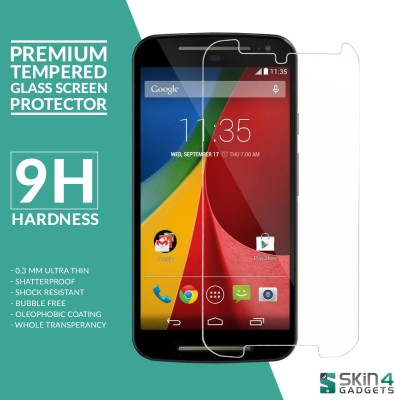 Skin4Gadgets Tempered Glass Guard for Moto G2