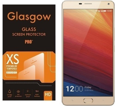 Glasgow Tempered Glass Guard for Gionee Marathon M5 Plus(Pack of 1)