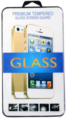 AmericHome Tempered Glass Guard for Micromax Canvas Bolt AD4500