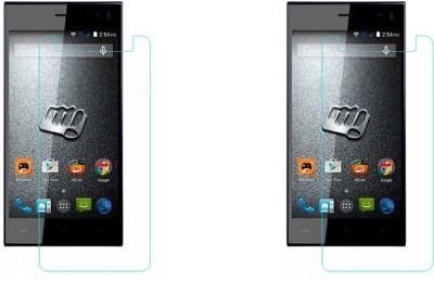 ACM Tempered Glass Guard for Micromax Canvas Xpress A99(Pack of 2)