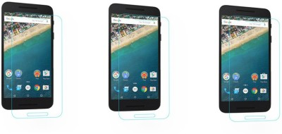 ACM Tempered Glass Guard for Lg Nexus 5x (Pack of 3)(Pack of 3)