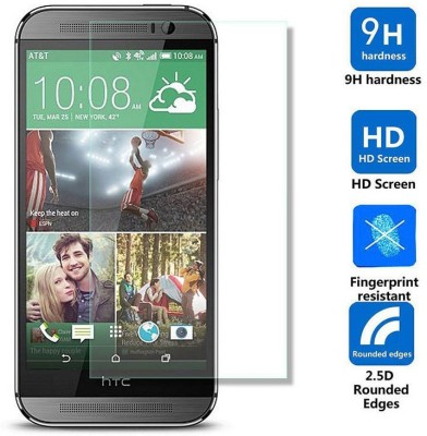 JAPNESE PRO Tempered Glass Guard for HTC ONE (E8)(Pack of 1)