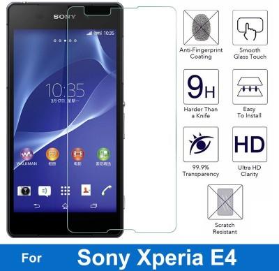 MOBIVIILE Tempered Glass Guard for Sony Xperia E4 /Sony Xperia E4 Dual SIM(Pack of 1)