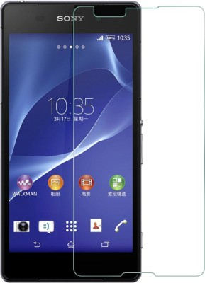 MOBIVIILE Tempered Glass Guard for Sony Xperia E4 E2115/ Sony Xperia E4 E2115 Dual SIM(Pack of 1)