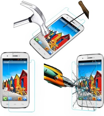 ACM Tempered Glass Guard for Micromax Superfone Canvas 3d A115(Pack of 1)