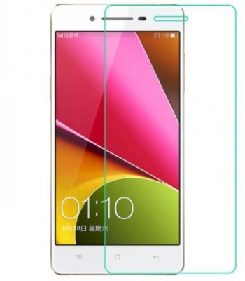 S-Gripline Tempered Glass Guard for OPPO F1s(Pack of 1)