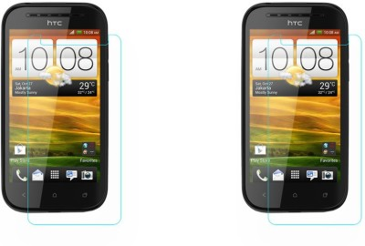 ACM Tempered Glass Guard for Htc Desire Sv(Pack of 2)