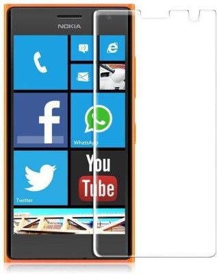 zZeonee Tempered Glass Guard for Nokia Lumia 830(Pack of 1)