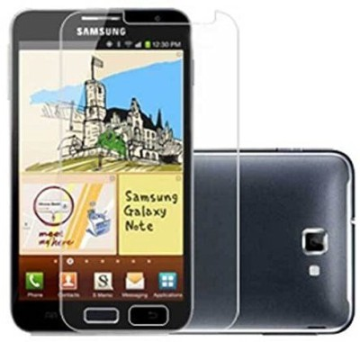 Frizztronix Tempered Glass Guard for Samsung Galaxy Note N7000(Pack of 1)