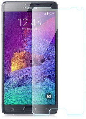 AmericHome Tempered Glass Guard for Samsung Galaxy Note 4