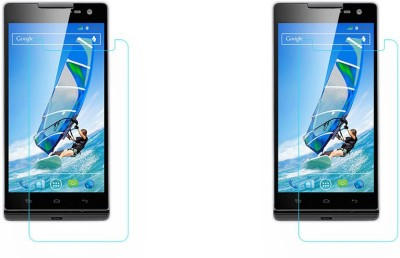 ACM Tempered Glass Guard for Xolo Q1100(Pack of 2)