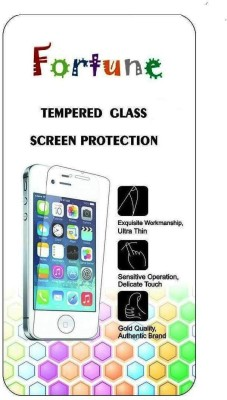 Fortune Mart Tempered Glass Guard for Samsung Galaxy Ace Nxt G313H