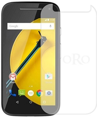 Novo Style Tempered Glass Guard for Motorola Moto E (2nd Gen) 3G