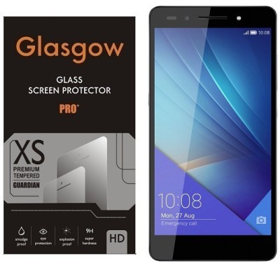 Glasgow Tempered Glass Guard for Honor 7