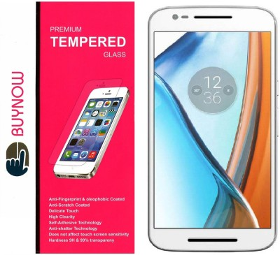 Buynow Tempered Glass Guard for Motorola Moto E3 Power(Pack of 1)
