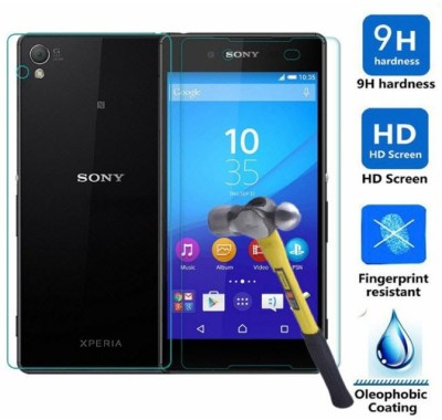 Kavacha Tempered Glass Guard for Sony Xperia Z5(Pack of 1)