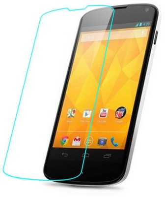 AMETHYST Tempered Glass Guard for Lg Nexus 4(Pack of 1)
