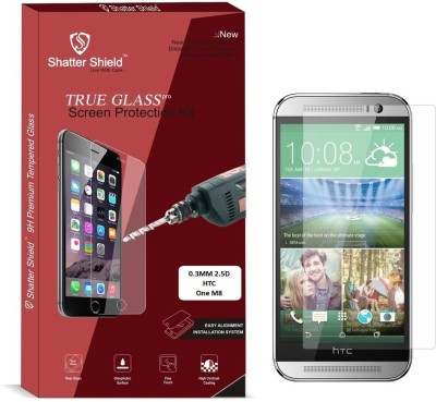 "Shatter Shield Tempered Glass Guard for HTC One M10 (5.2"" Inch Display)(Pack of 1)"