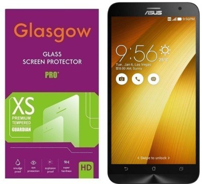 Glasgow Tempered Glass Guard for Asus Zenfone 2 ZE550ML (5.5 inch Display)(Pack of 1)