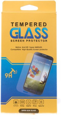 Mystry Box Tempered Glass Guard for Micromax Canvas 2 A110(Pack of 1)