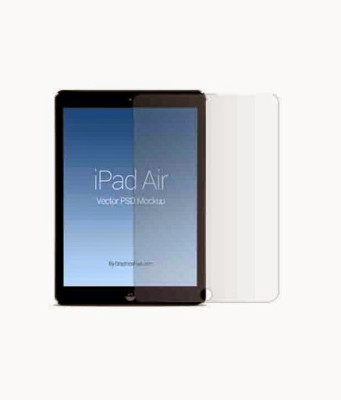 My Dress My Style Mirror Screen Guard for iPad Air at flipkart