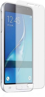H.K.Impex Tempered Glass Guard for Samsung Galaxy J2 2016,samsung galaxy j2 2016 tempered glass in mobile screen guard (full body cover glass)(Pack of 1)