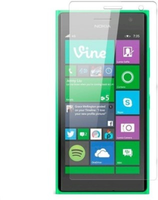 Smartcon Tempered Glass Guard for Nokia Lumia 730/ Lumia 735(Pack of 1)
