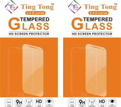 Tingtong Tempered Glass Guard for Samsung Galaxy Note 3(Pack of 2)