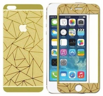 Case Creation Tempered Glass Guard for Apple iPhone 4, 4S, 4G(Pack of 2)