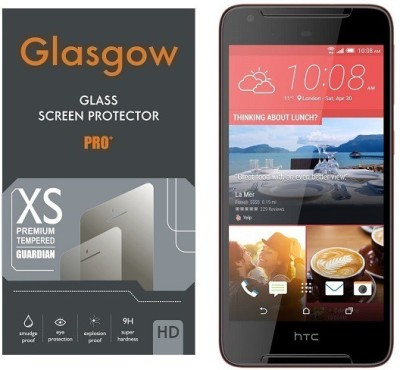 Glasgow Tempered Glass Guard for HTC Desire 628(Pack of 1)