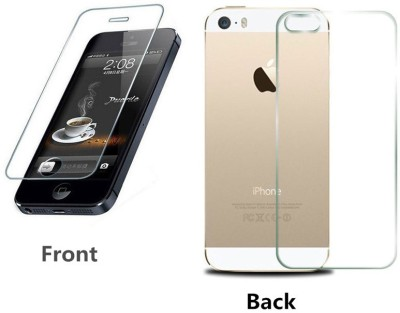 Mocell Tempered Glass Guard for Apple Iphone 6(Pack of 2)