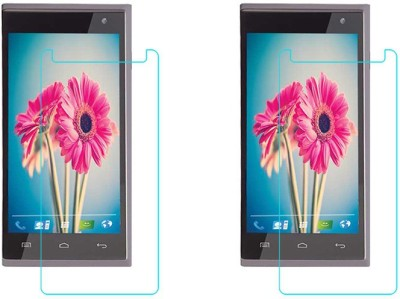 ACM Tempered Glass Guard for Lava Iris 504q+(Pack of 2)