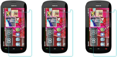 ACM Tempered Glass Guard for Nokia 808 Pureview(Pack of 3)