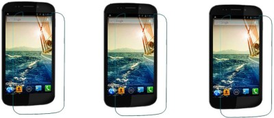 ACM Tempered Glass Guard for Micromax Canvas 4 A210 (Pack of 3)
