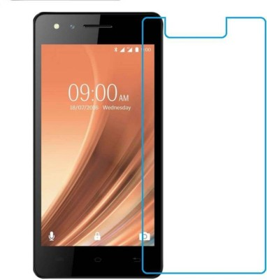 Helix Tempered Glass Guard for Micromax Canvas Fun A76