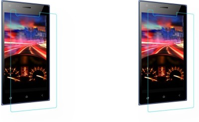 ACM Tempered Glass Guard for Micromax Canvas Xpress 4g Q413 (Pack Of 2)(Pack of 2)