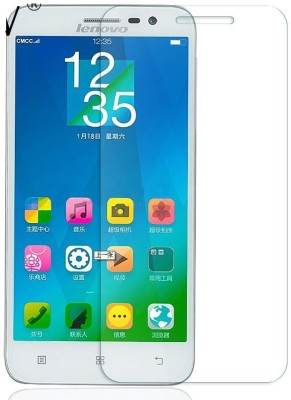 MOBIVIILE Tempered Glass Guard for Lenovo S850(Pack of 1)